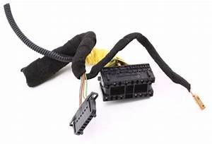 Headlight Switch Pigtail 98-01 Audi A6 C5