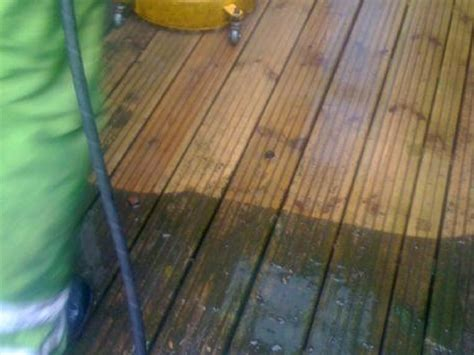 Cleaning Decking With Uk by Decking Cleaning In Manchester Bolton Liverpool