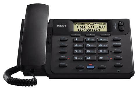 amazon help desk number amazon com rca 25201re1 1 handset 2 line landline