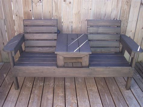 seat bench  center table georgia outdoor news forum items  build pinterest