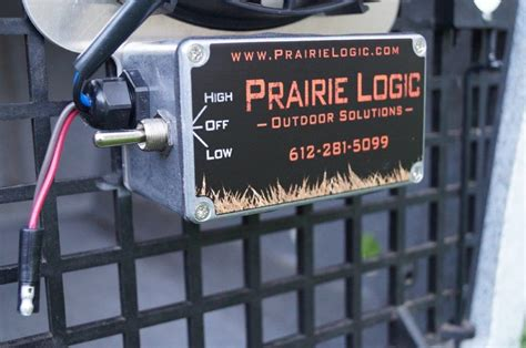 dog crate fan system best heavy duty dog crate fans by prairie logic