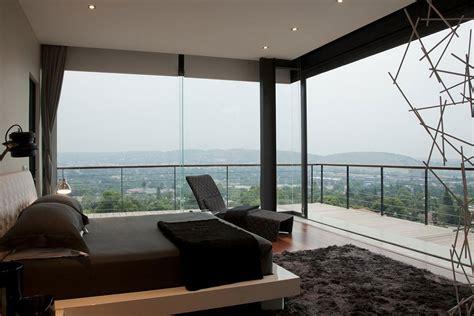 glass bedroom modern contemporary bedroom glass house design decosee com