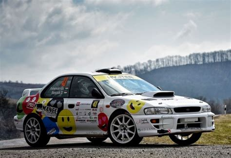 Subaru Impreza Rally Car For Sale