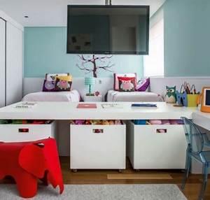 Zimmer Individuell Gestalten : kinderzimmer gestalten kreative ideen in farbe ~ Lizthompson.info Haus und Dekorationen