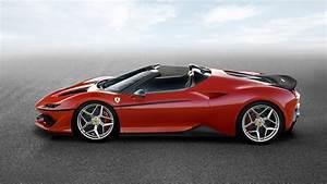 2017 Ferrari J50 3 Wallpaper | HD Car Wallpapers