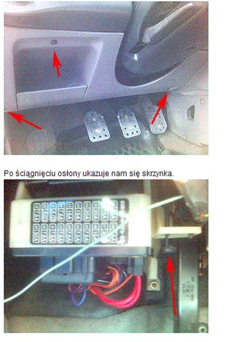 ford mondeo mk1 rok 95 nie dziala nawiew i nie świeci budzik