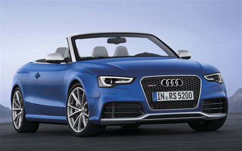 Audi Rs5 Cabrio History, Photos On Better Parts Ltd
