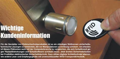 elektronischer schließzylinder mit transponder rfid transpondertechnik haus f 252 r sicherheit 174 systemzentrale