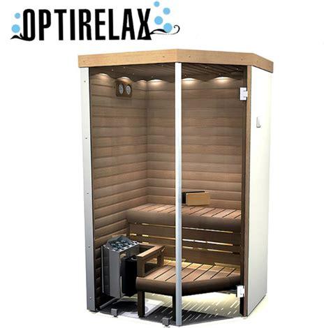 mini sauna f 252 r das zuhause optirelax