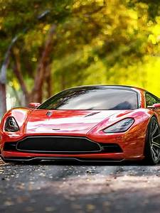 Beautiful Red Car