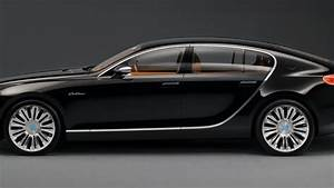 Bugatti Galibier's Price Will Be 'Extraordinary', If It ...