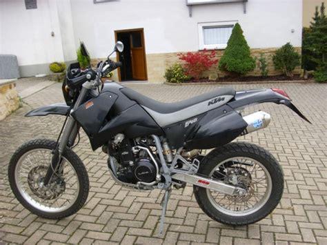 Ktm Lc4 Dekor  Motorrad Bild Idee