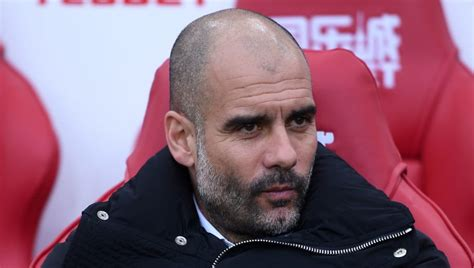 Man City Boss Pep Guardiola Reveals the Reasons Why Star ...