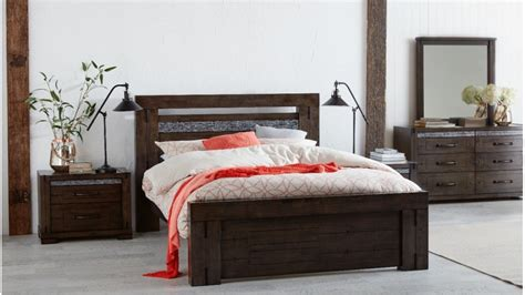 Buy Charlie Queen Bed  Harvey Norman Au