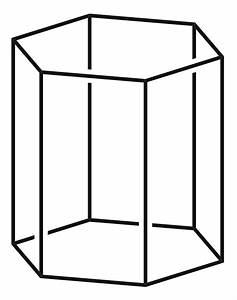 File Hexagonales Prisma Svg