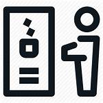 Office Pantry Icon Area Break Coffee Space