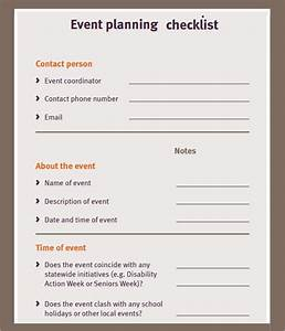 11 sample event planning checklist download for free With event planning to do list template