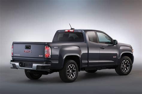 2015 Chevrolet Colorado & Gmc Canyon 4-cylinder Mpg Announced