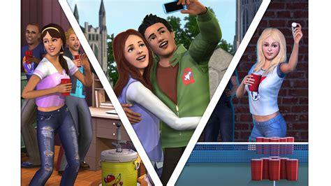 The Sims™ 3 University Life For Pcmac Origin