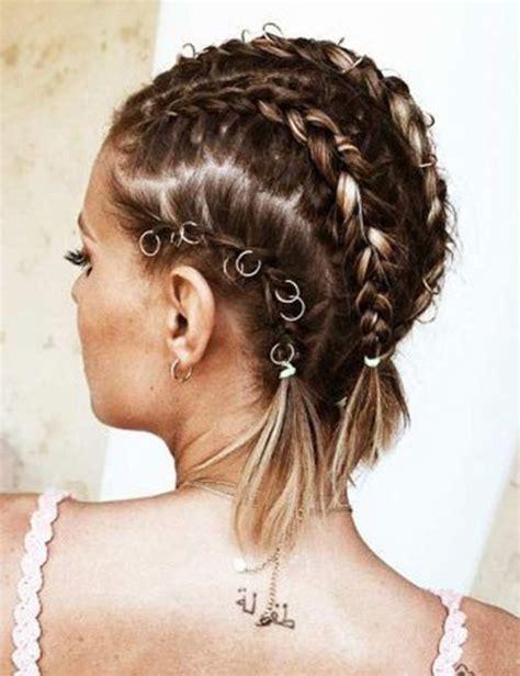 20 ideas of cute easy hairstyles for short hair short