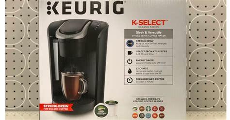 Keurig K-select Coffee Maker Only .99 Percolator Coffee Translation Good Or Bad Grinder Orange Icon No Plastic Italian Lovers Gif Pot Youtube