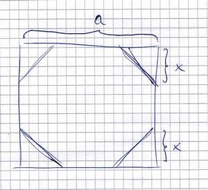 Achteck Berechnen : vom quadrat zum achteck wie mathelounge ~ Themetempest.com Abrechnung