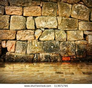 Dungeon Stone Wall