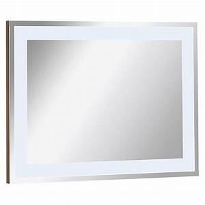 Badspiegel 80 X 60 : riva stella k led lichtspiegel 80 x 60 cm mit kippschalter mit eckigen kanten bauhaus ~ Bigdaddyawards.com Haus und Dekorationen