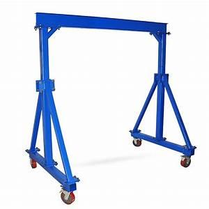 Sales Cheap Manual Portable Railcar Gantry Shop Crane Factory