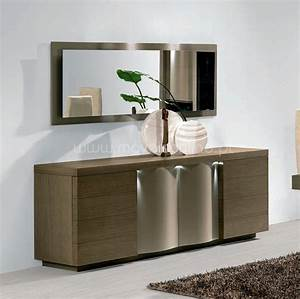 Buffet Salon Ikea : aparador com espelho micaia ao melhor pre o s em moveis online ~ Teatrodelosmanantiales.com Idées de Décoration
