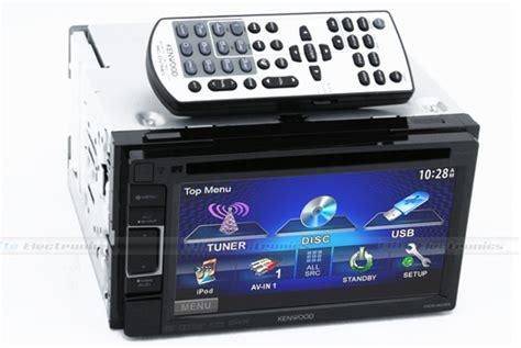 Kenwood Ddx Monitor Dvd Receiver