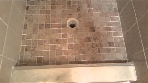 tile redi shower pan install - Tiled Shower Pan