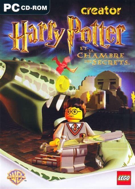 harry potter et la chambre des secrets pc jaquettes lego creator harry potter et la chambre des
