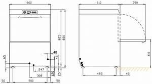 Lave Vaisselle Pose Libre Sous Plan De Travail : largeur lave vaisselle table de cuisine ~ Melissatoandfro.com Idées de Décoration