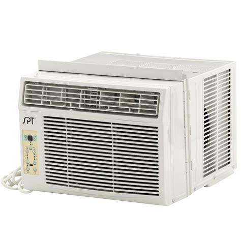 conditioners home depot lg electronics 6 000 btu 115 volt window air conditioner
