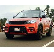 5 GORGEOUS Modified Maruti Vitara Brezza Compact SUVs