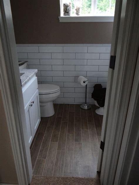 wood tile floor   bathroom tile floor