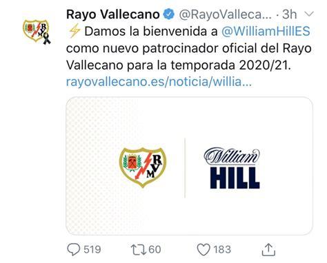 Las redes sociales, críticas con el Rayo Vallecano por su ...
