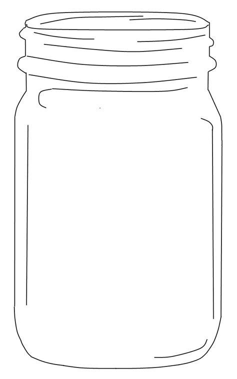 mason jar printable template printabletemplates