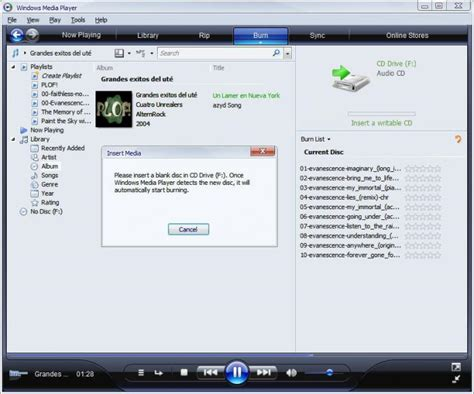Windows Media Player 11 (windows)