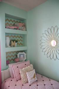 best 25 mint girls room ideas on pinterest tween girl With think designing girl room ideas