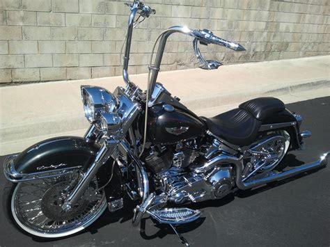 2005 Harley-davidson Softail Custom Motorcycle