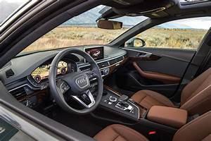 2017 Audi A4 Allroad interior - Motor Trend