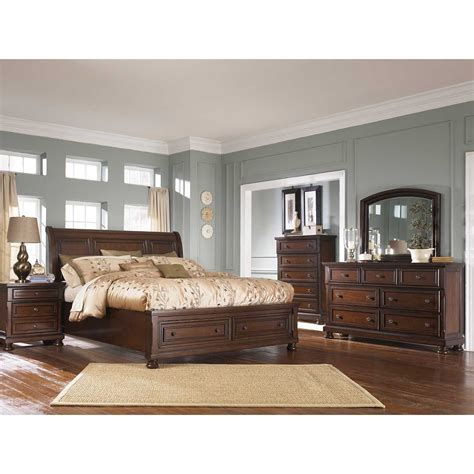 Porter Bedroom Set By Ashley Furniture Is In Stock At Afw