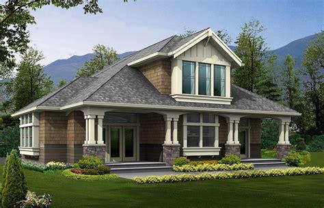 Rv Garage Plan With Living Quarters
