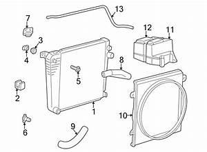 Mazda B4000 Radiator  Trans  Manual  Cooling