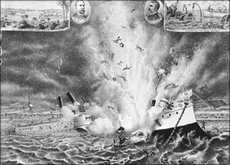 sinking of the maine significance as a cause of war