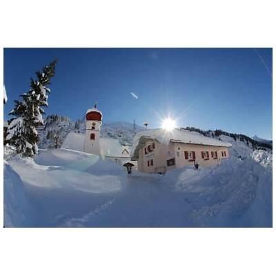 Stuben ski resortIneedsnow holiday resort