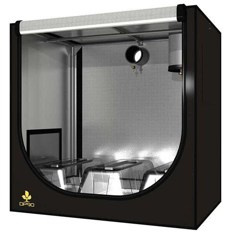 chambre de culture complet propagator chambre de bouturage 90x60x90cm chambre de