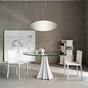 Glas Esstisch Mit Stühlen : esstisch rund glas m bel design idee f r sie ~ Bigdaddyawards.com Haus und Dekorationen